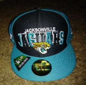 Jags Fitted Cap